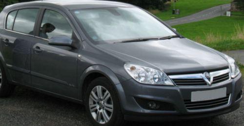Vauxhall Astra 1.8 Elite Auto (2007)