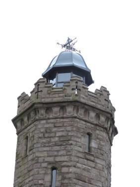 darwen tower turret