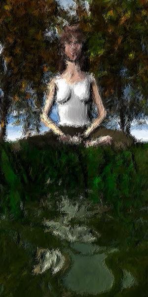 meditation abstract 2