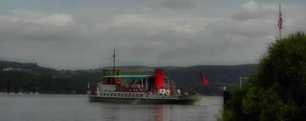 Lady of the Lake - Ullswater - 2004