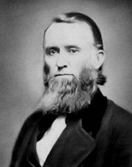 Beardy man