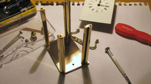 mending clock 2
