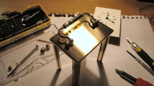 mending clock 3