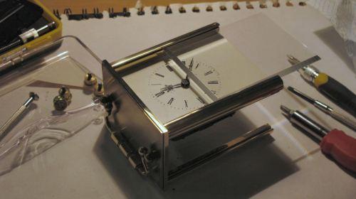 mending clock 4