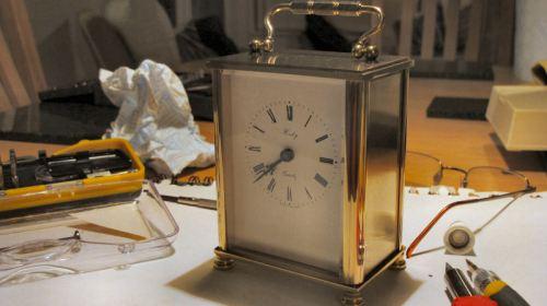 mending clock 5