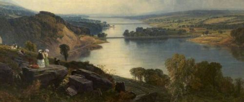 rivington lakes (1877) - frederick william hulme