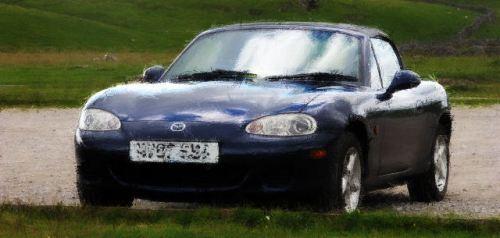 Mazda Malham