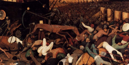 The Triumph of Death - Pieter Bruegel the Elder - 1562