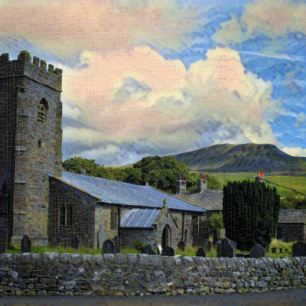 Horton Church and Penyghent