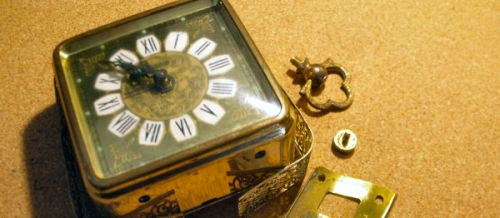 blessing clock