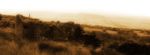 moorland ruin