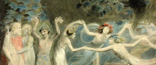 Oberon,_Titania_and_Puck_with_Fairies_Dancing._William_Blake._c.1786[1]