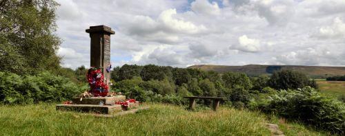 bomber memorial